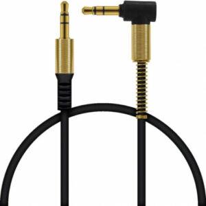 Cabo De Áudio Auxiliar (p2 X P2) Stereo Sumexr Premium