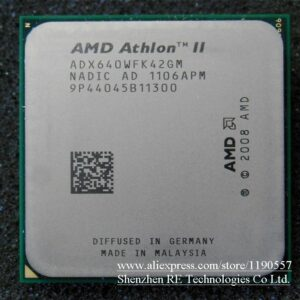 Processador Amd Athlon Ii X4 640 3.0ghz Quad Core Am2+ Am3