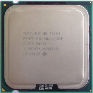 Processador Intel Dual Core E2180 2.0ghz 1m/800mhz Sla8y 775